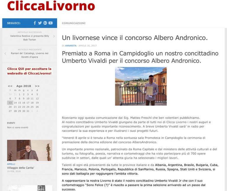 2017, Clicca Livorno