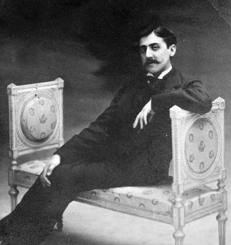 Anche Proust tra i più belli 2018.
